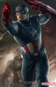 Captain America Marvel