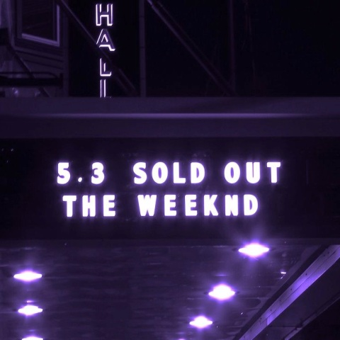 The Weeknd_Live_In Chicago