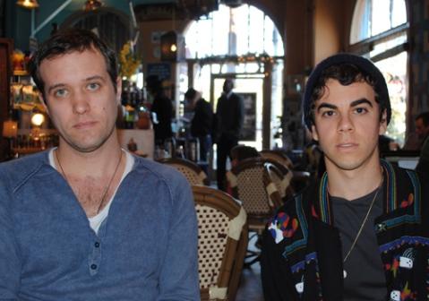 Electric Guest, Matthew Compton, Asa Taccone