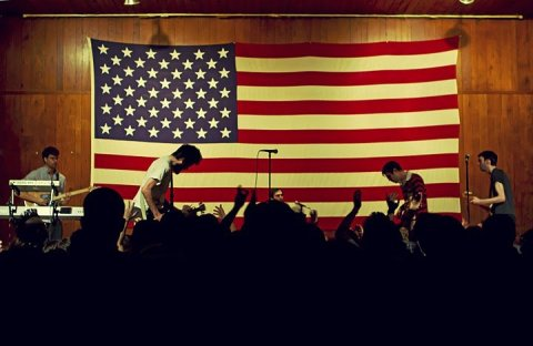 Titus Andronicus-Local Business-American Flag-Live Music